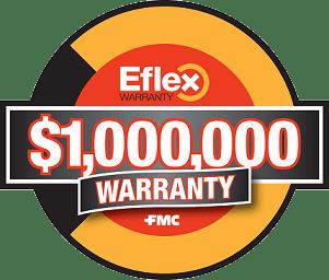 Eflex warranty